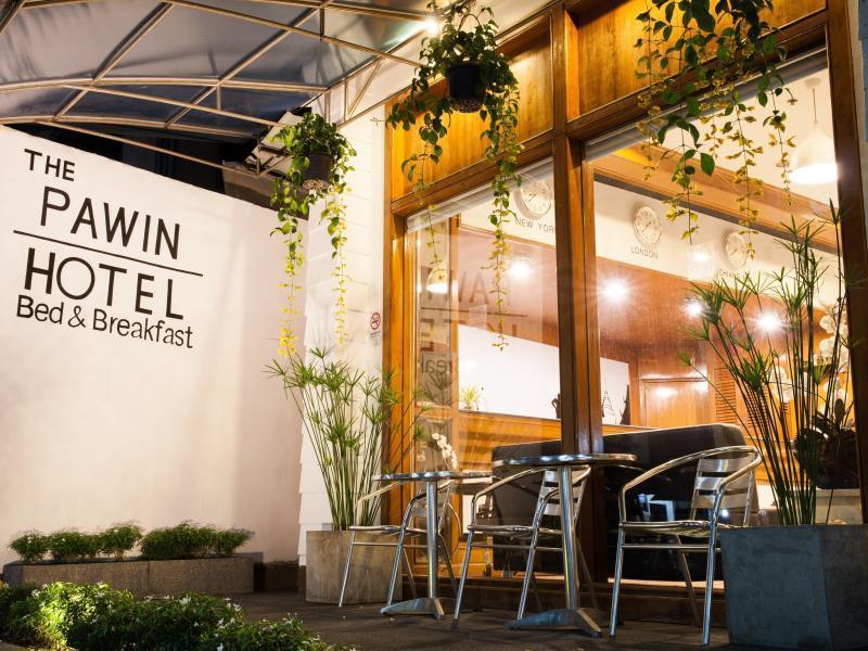 The Pawin Hotel โรงแรมเดอะ พาวิน