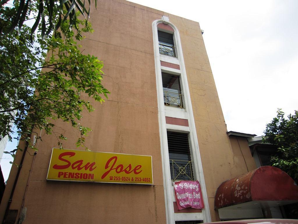 San Jose Pension
