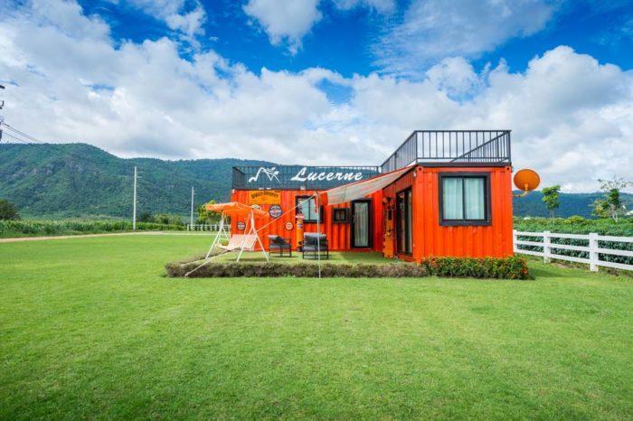 Lucerne Villa Resort By Qiu