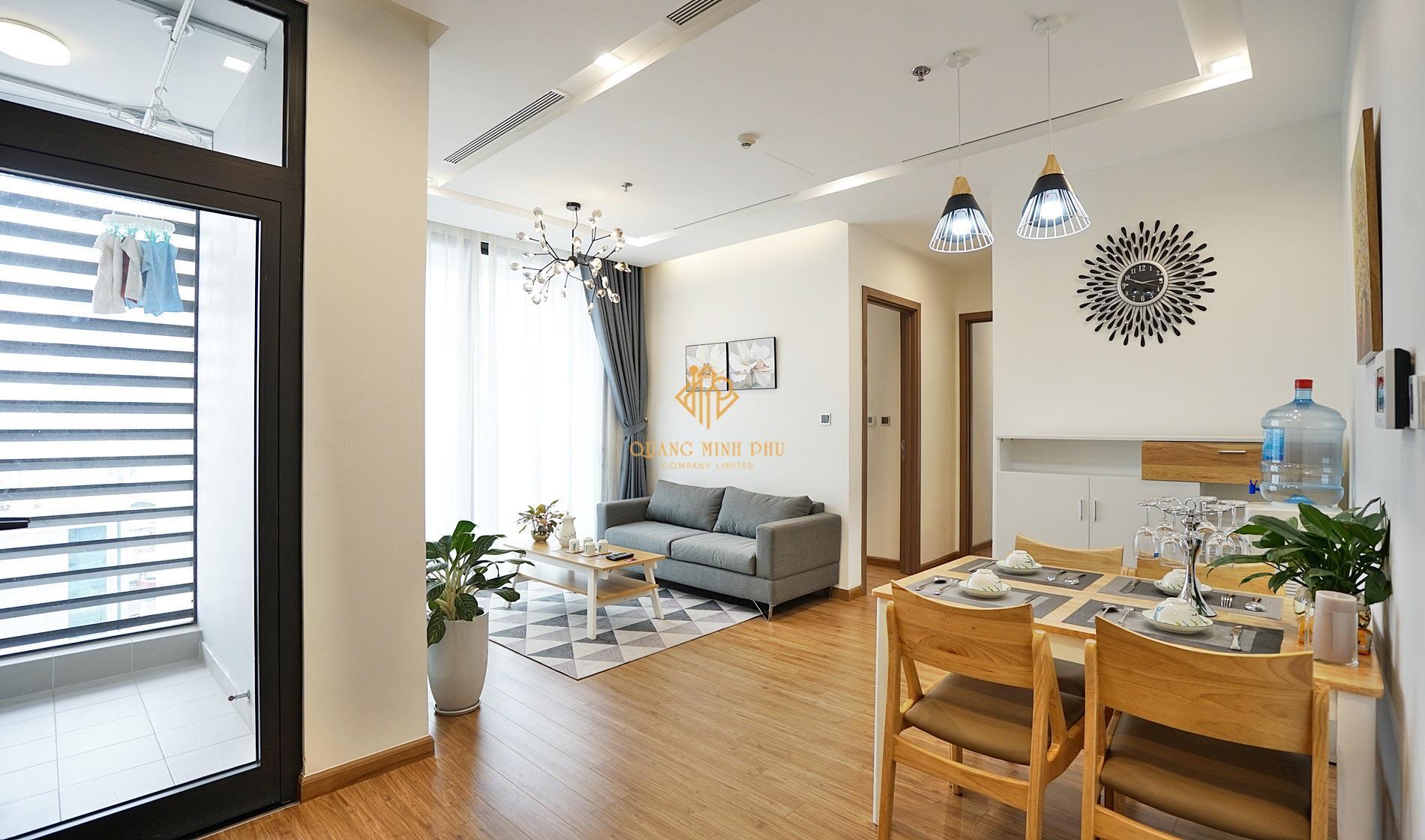 Vinhomes 2 Bedrooms Apartment M2 06 Kim Ma