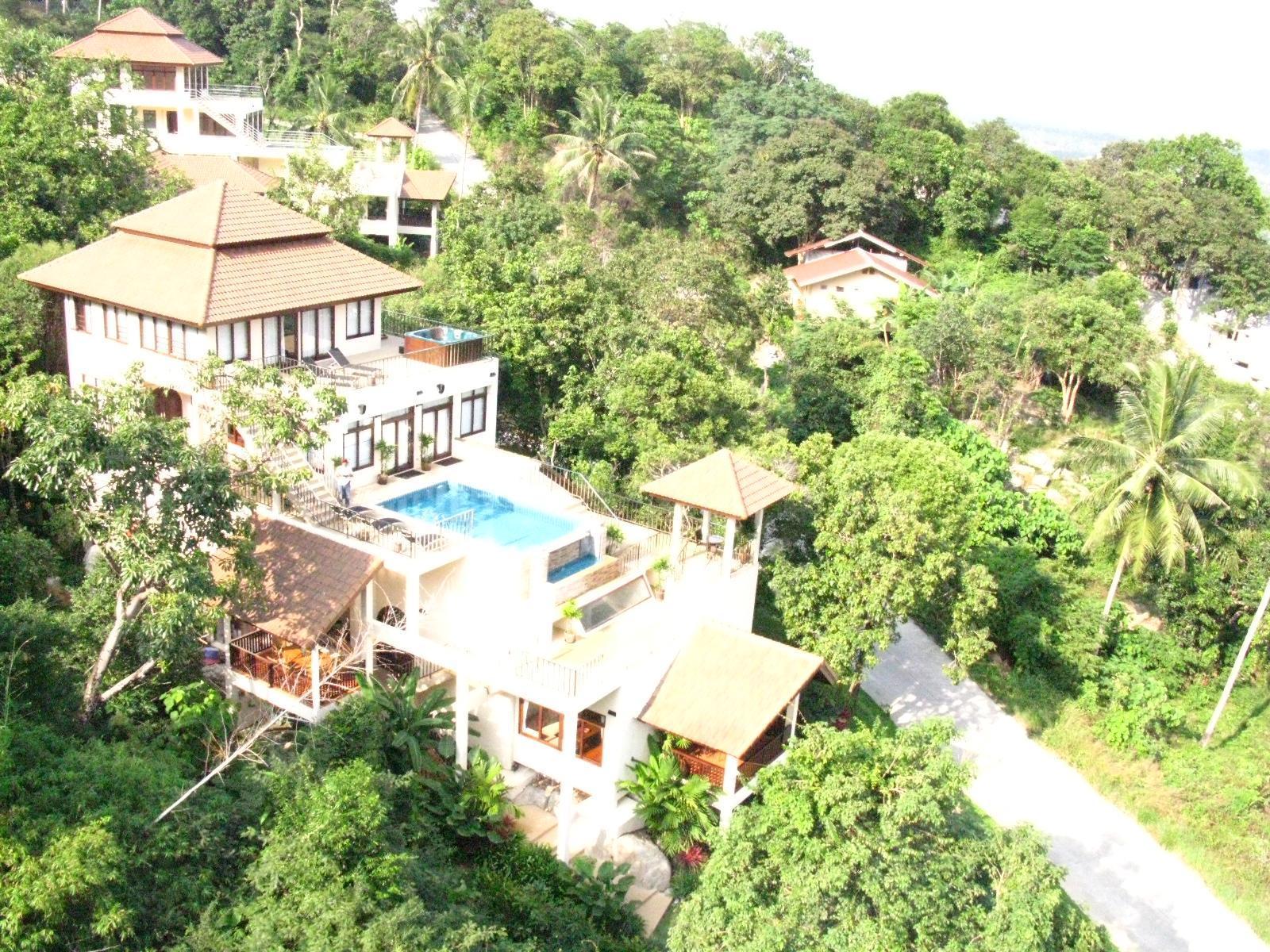 Yupa 3 Villa  4 Bedroom  With Ocean View