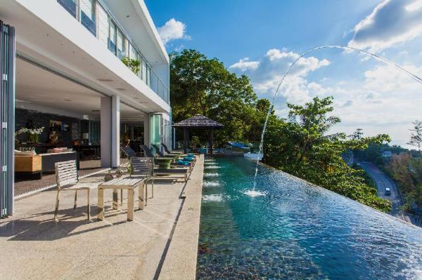 11 bedroom Luxury Villa - Surin Beach Phuket