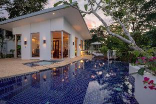 4 Villas on lush hillside plot - Kamala - 14 bedr. วิลลา 14 ห้องนอน 14 ห้องน้ำส่วนตัว ขนาด 400 ตร.ม. – กมลา