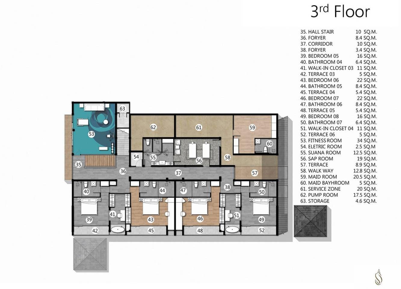 10 Bedroom Luxury Villa Surin Beach
