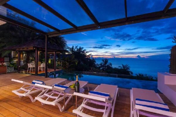 Stunning 3 bedroom Pool Villa - Surin Beach Phuket