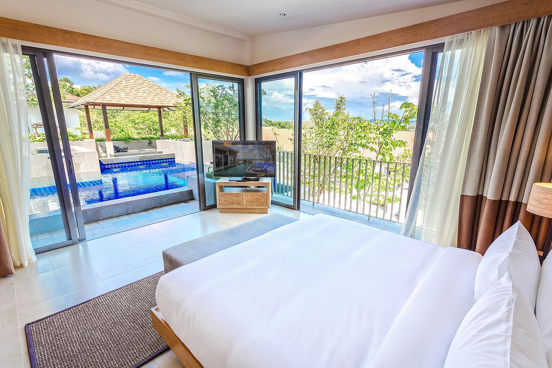 4+4 Bedroom Ocean View Villa Combo