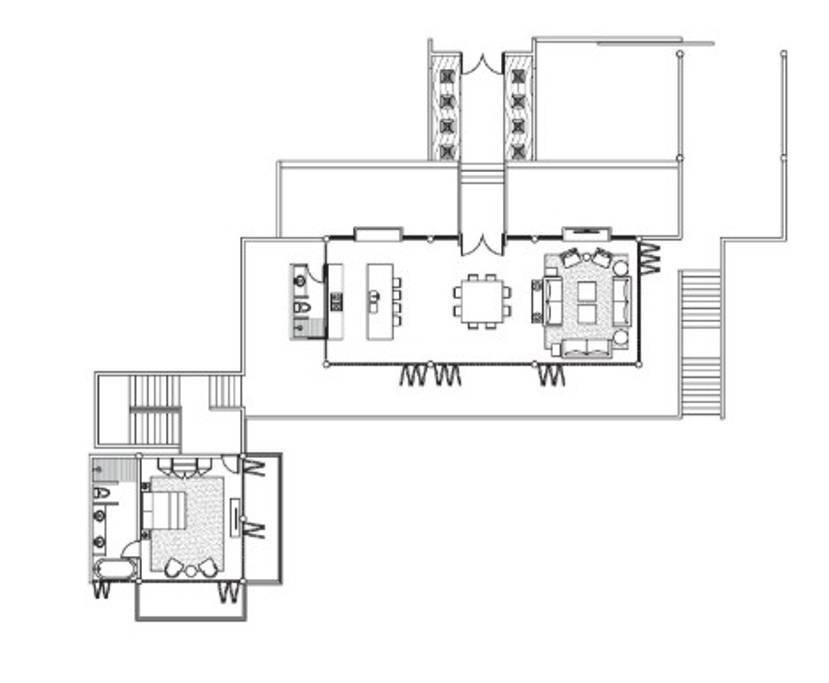 Modern Infinity Pool Villa - 4 bedroom วิลลา 4 ห้องนอน 4 ห้องน้ำส่วนตัว ขนาด 180 ตร.ม. – หาดบ่อผุด