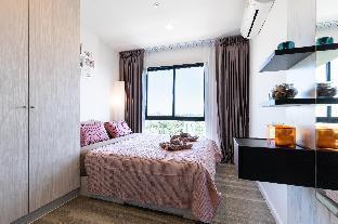 Cozy Hideaway Room near BTS Kaset & DMK airport อพาร์ตเมนต์ 2 ห้องนอน 1 ห้องน้ำส่วนตัว ขนาด 31 ตร.ม. – สนามบินนานาชาติดอนเมือง