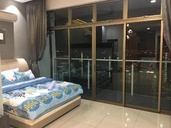 Palazio Serviced Apartment - Dreamy Hideaway Johor Bahru
