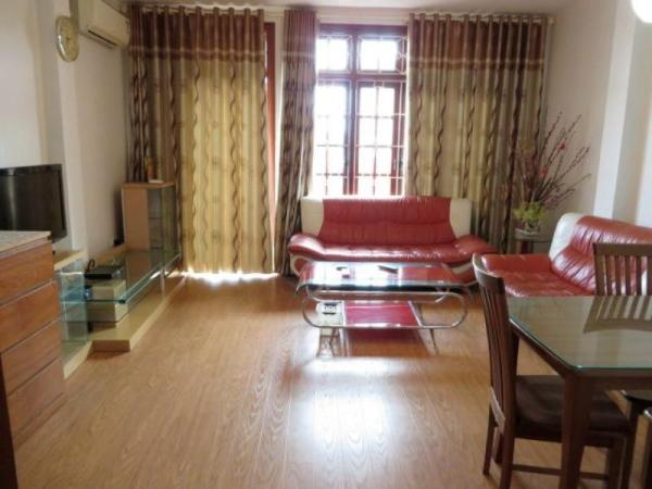 Tan Long Apartment - Doi Can Hanoi