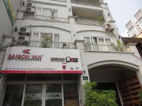 Tan Long Apartment - Hoang Quoc Viet Hanoi