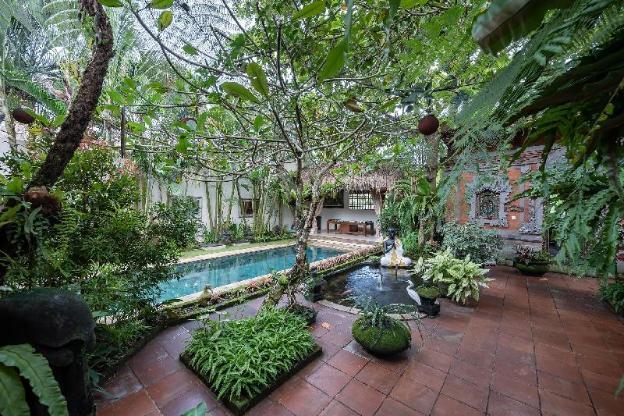 Kuda Angin Private Pool Villa
