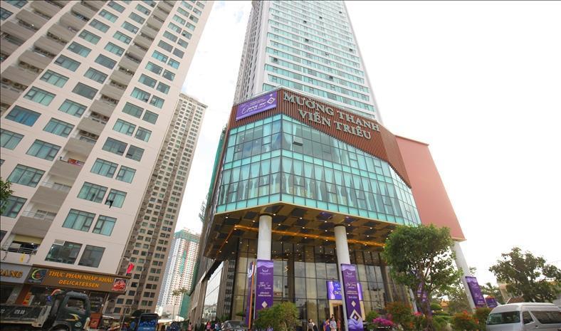 Bayhomes Muong Thanh Nha Trang Ocean View Serviced Apartment