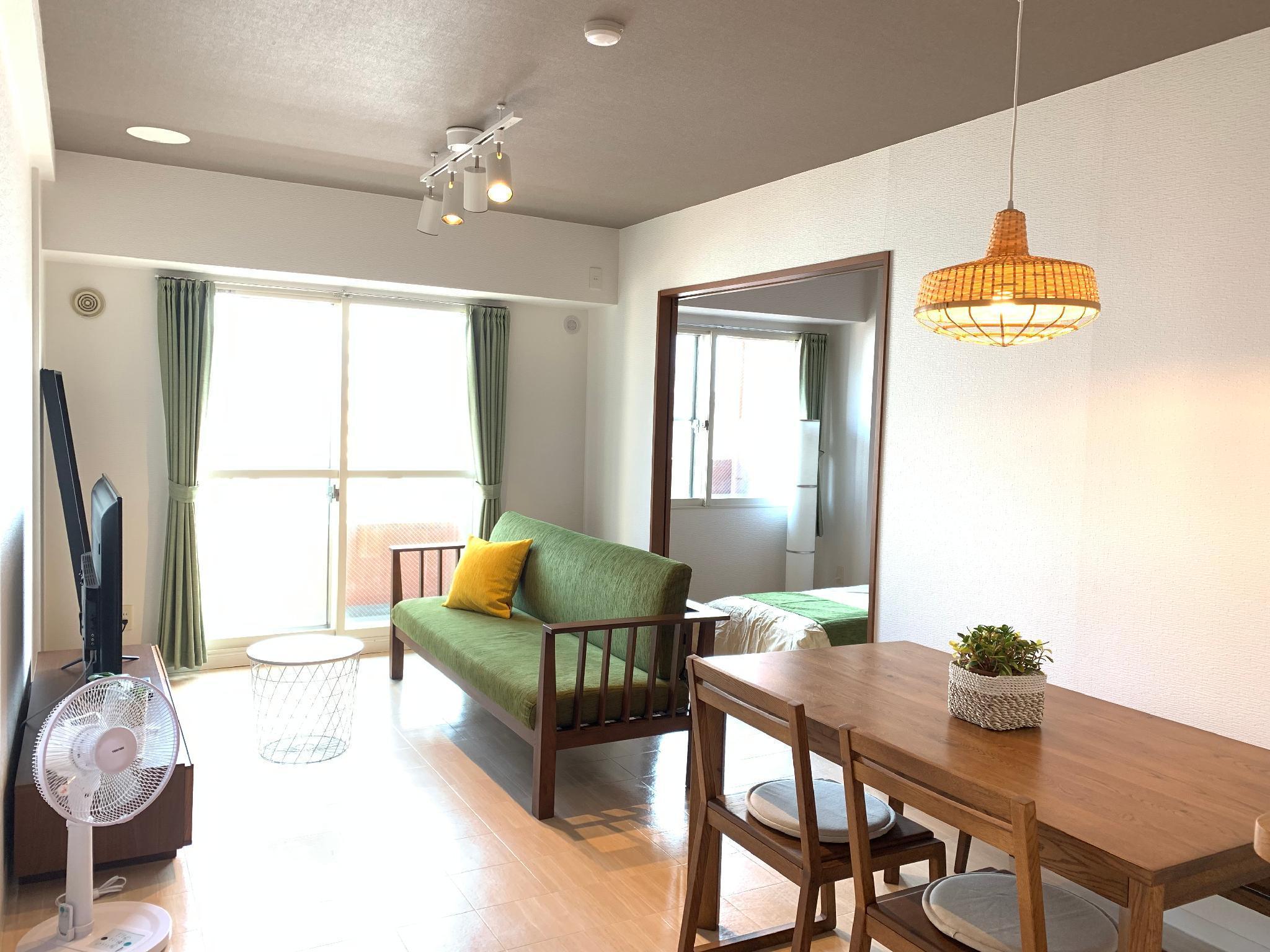 S4 57 1 Bedroom Apartment In Sapporo