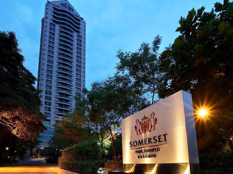 Somerset Park Suanplu Bangkok ซัมเมอร์เซต พาร์ค สวนพลู กรุงเทพฯ