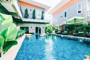 Spacious 3 houses 5 bedrooms combine pool villa. วิลลา 5 ห้องนอน 6 ห้องน้ำส่วนตัว ขนาด 800 ตร.ม. – สนามบินเชียงใหม่