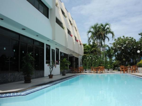 Bangsaen Villa Hotel Chonburi
