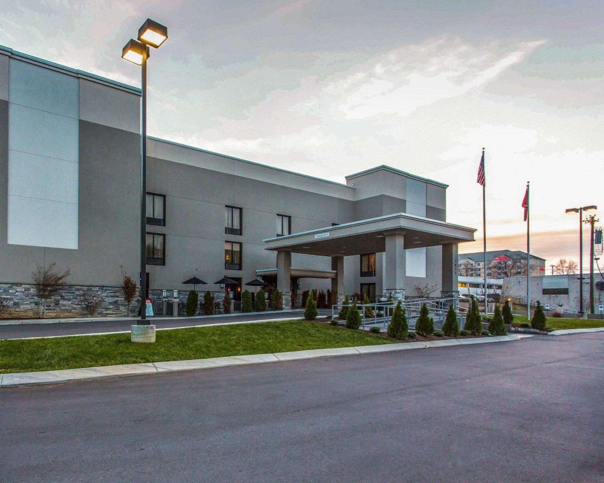 Quality Suites Nashville Airport Nashville