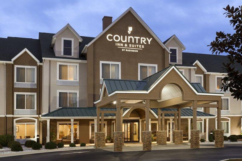 Country Inn And Suites By Radisson Savannah I 95 North GA