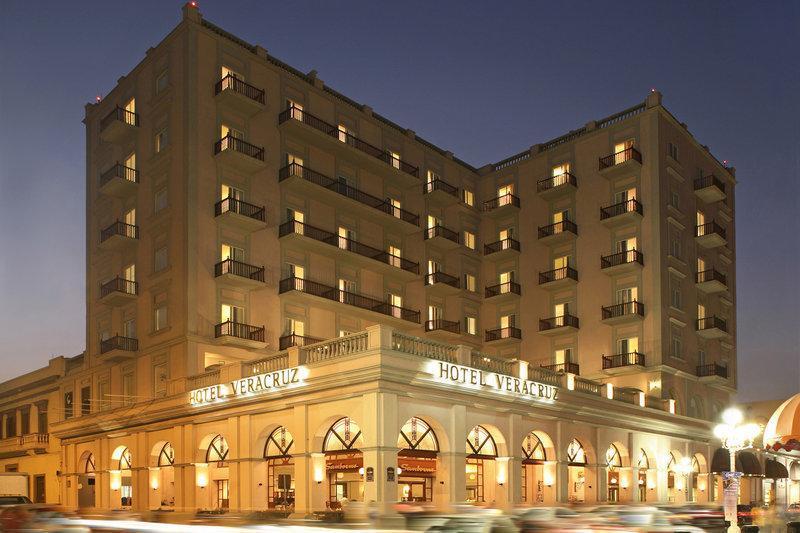 Hotel Veracruz Centro Hist�rico