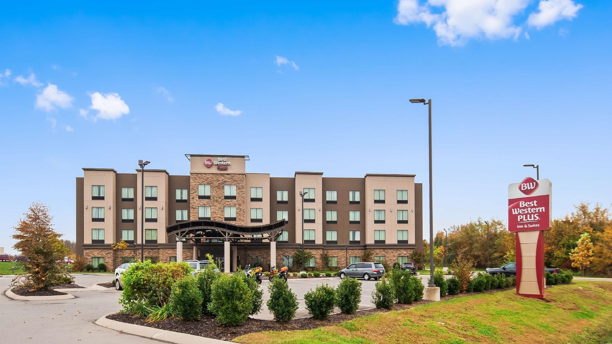Best Western Plus Atrium Inn And Suites