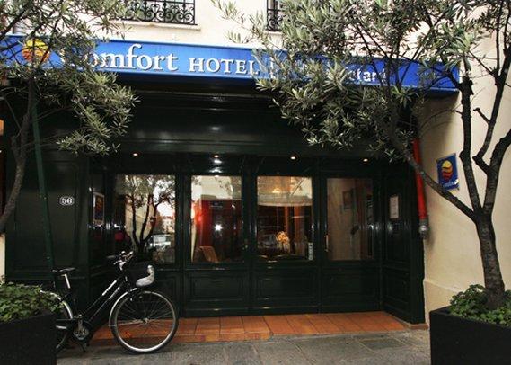 Qualys-Hotel Paris Pantheon Apolonia