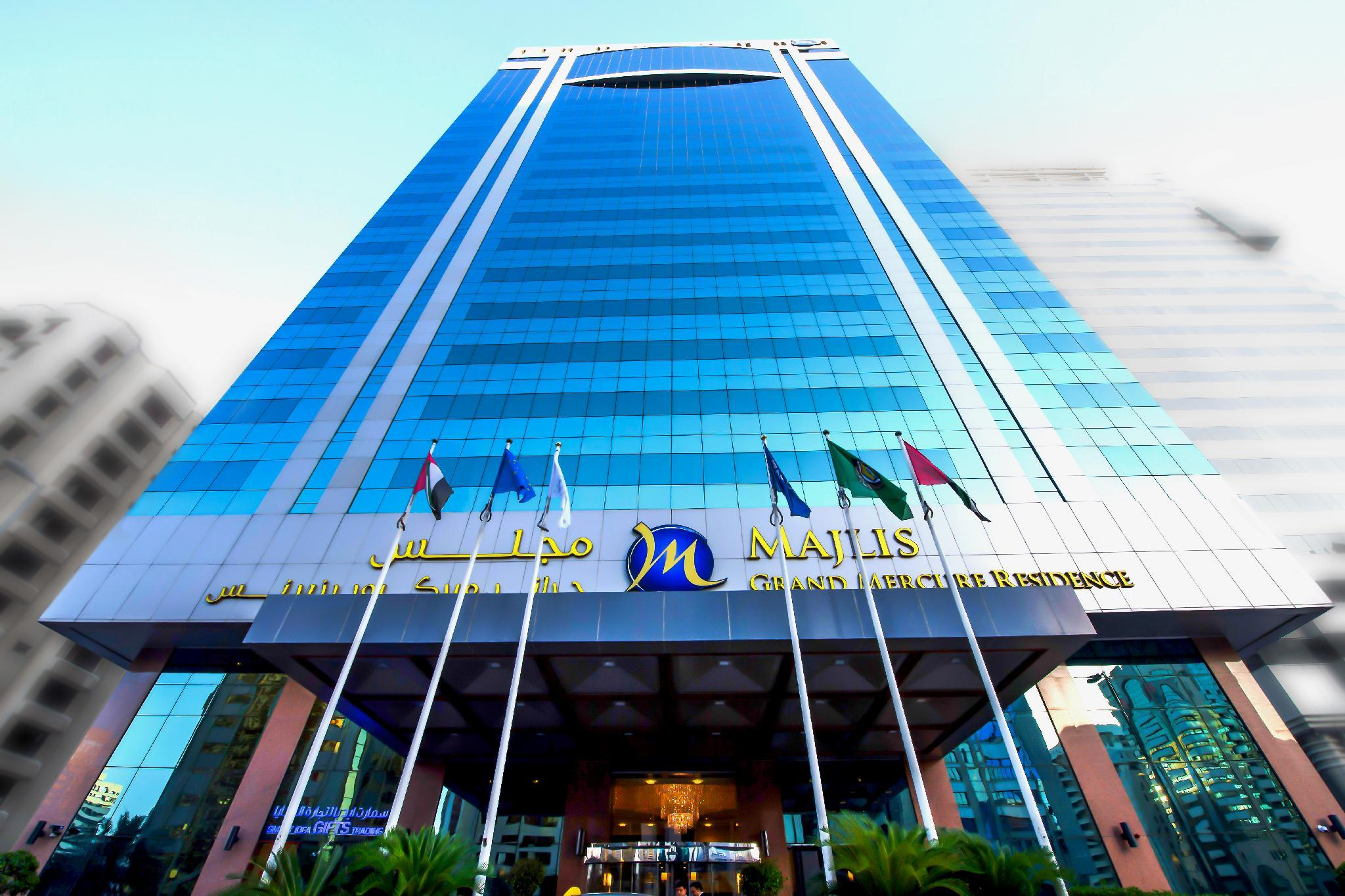 Grand Mercure Residence Abu Dhabi