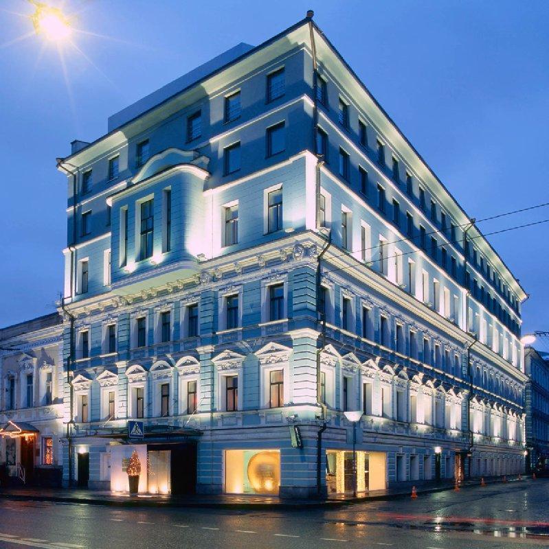 Chekhoff Hotel Moscow