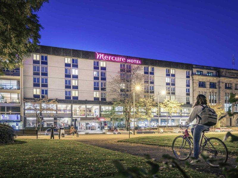 Hotel Mercure Mulhouse Centre