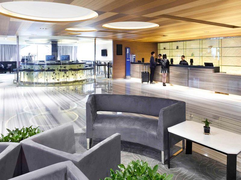 Novotel Nathan Road Kowloon Hotel
