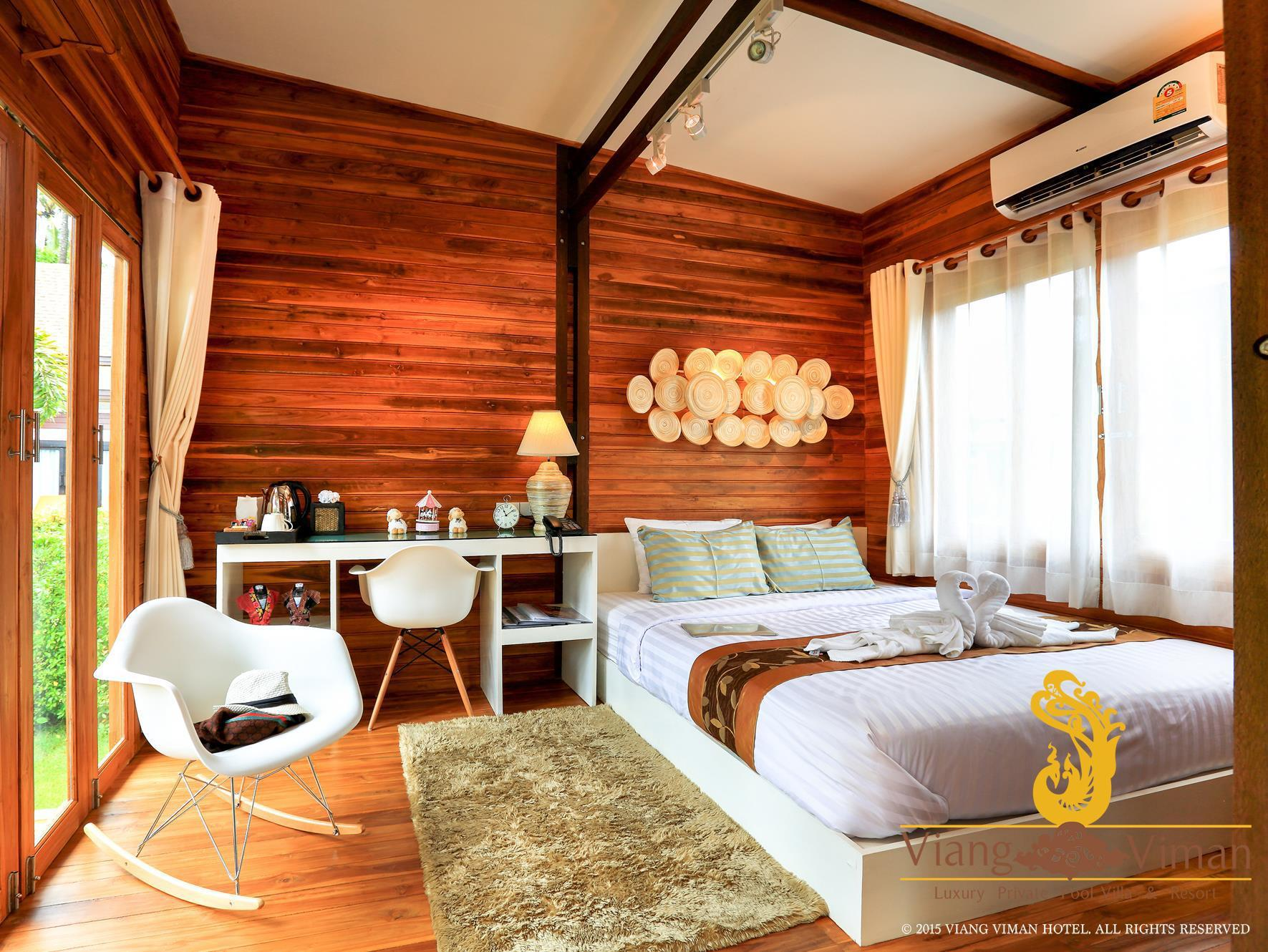 Viangviman Luxury Private Pool Villa and Resort เวียงวิมาน ลักซัวรี ไพรเวท พูลวิลล่า แอนด์ รีสอร์ท