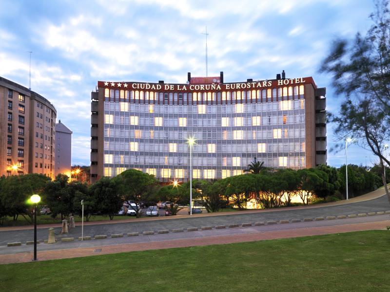 Eurostars Ciudad De La Coruna Hotel