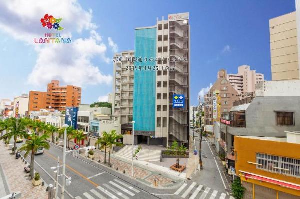 Hotel Lantana Naha Kokusai St Okinawa Main island