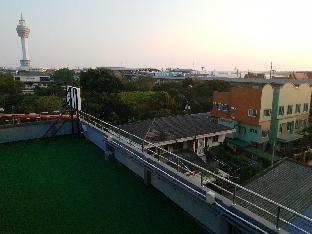 [ムアン/パークナム]アパートメント(22m2)| 1ベッドルーム/1バスルーム 1R1B1S/F3030507 Suwatchai garden,Service Apartment