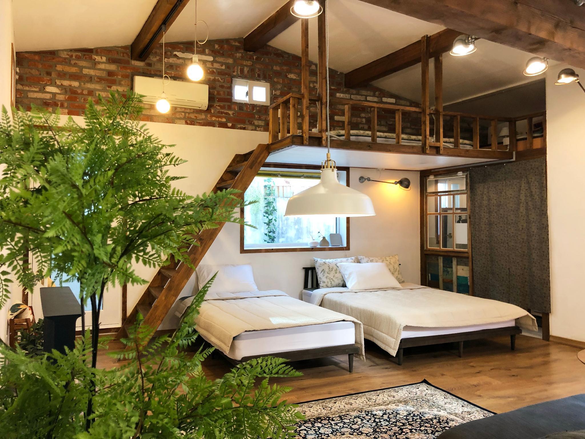 Hongdae  Nordic Style Single Family House