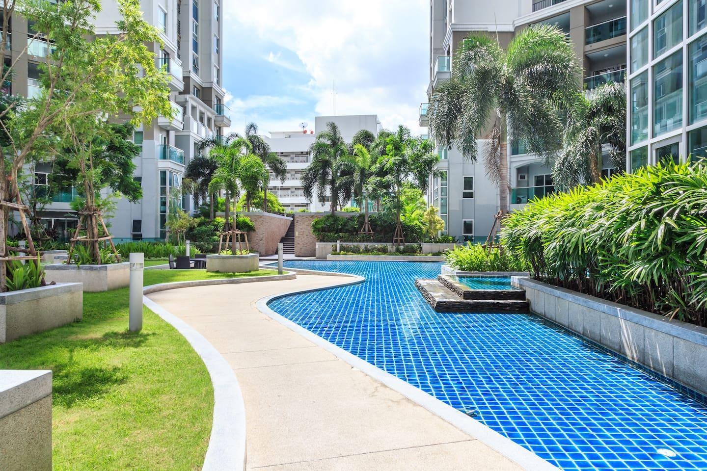 Premium Resort LikeCondo In BKK