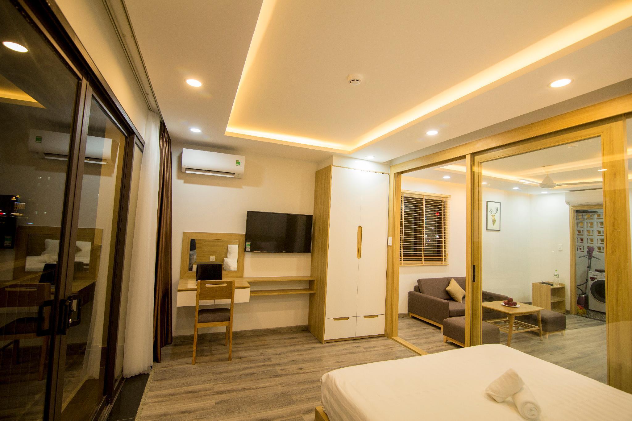 TONY APARTMENT*65m2*1BR*Luxury*Balcony*Beach*B