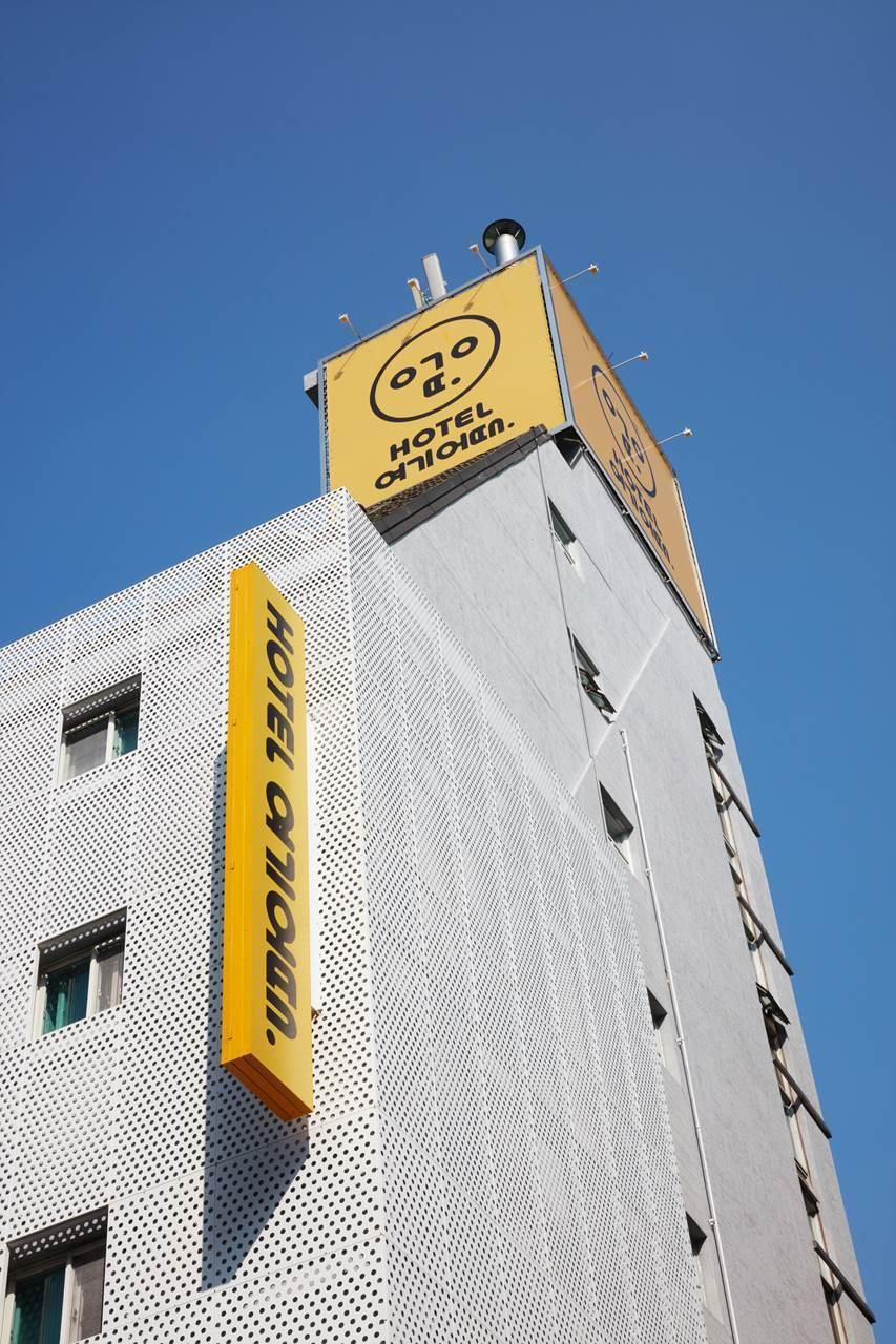 Hotel Yeogiuhtte Jamsil