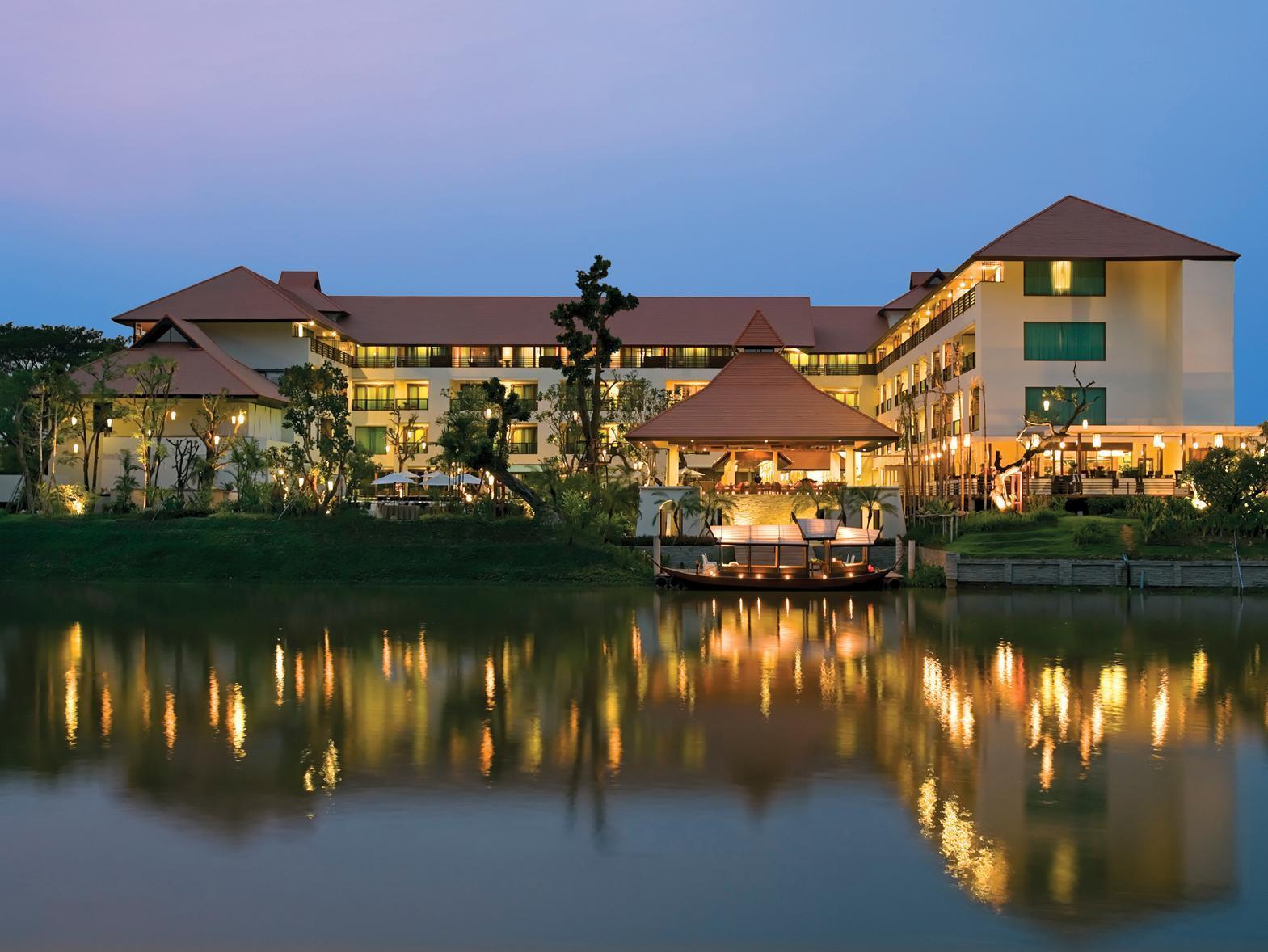 Rati Lanna Riverside Spa Resort รติล้านนา ริเวอร์ไซด์ สปา รีสอร์ต