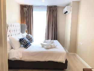 [スクンビット]アパートメント(23m2)  1ベッドルーム/1バスルーム 62 EKKAMAI BTS丨UPPER DISTRICT丨WIFI 丨POOL AND GYM