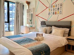 [スクンビット]アパートメント(28m2)| 1ベッドルーム/1バスルーム 18『mono』cozy 1bdr  best for honeymoon