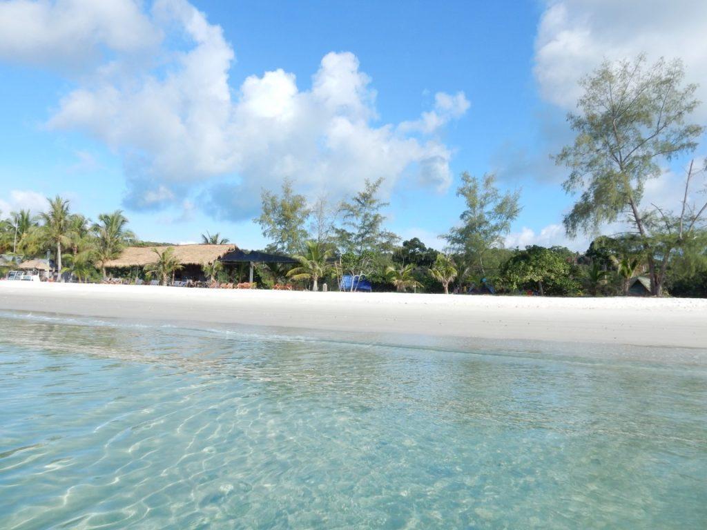 Sandbank Restaurant And Camping