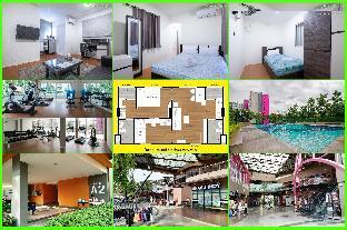 Family Apartment ''My Home In Bangkok'' A2/115 อพาร์ตเมนต์ 2 ห้องนอน 2 ห้องน้ำส่วนตัว ขนาด 43 ตร.ม. – สนามบินนานาชาติดอนเมือง