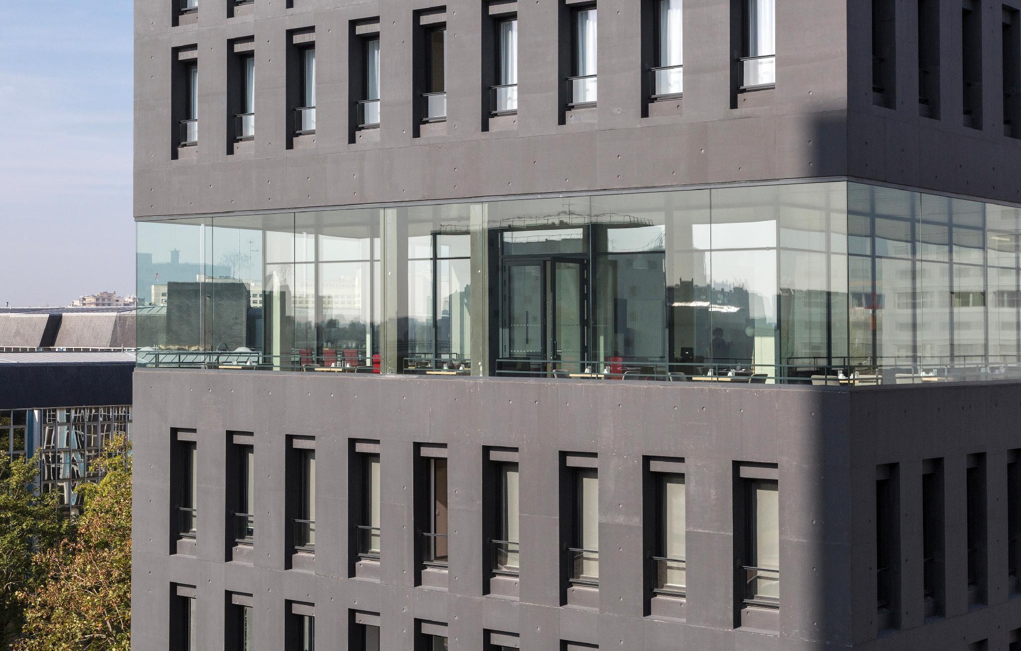 Residence Odalys Nantes Cite des Congres