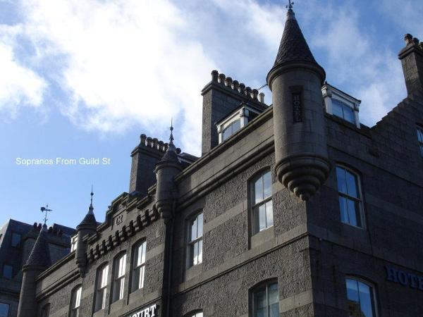 Aberdeen House Hotel Aberdeen