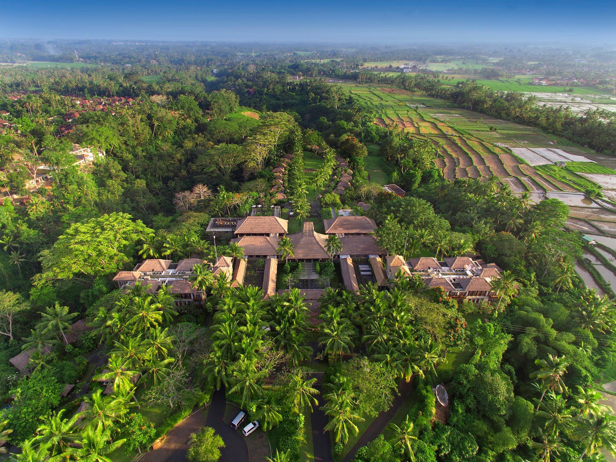 Maya Ubud Resort And Spa