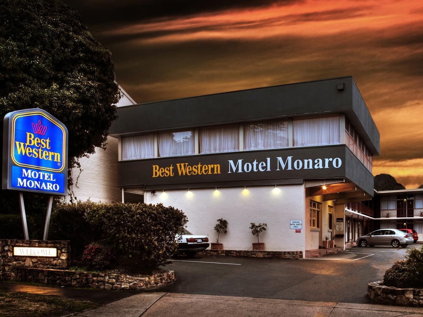 BEST WESTERN Motel Monaro – Hotel Review, Pictures & Room Prices
