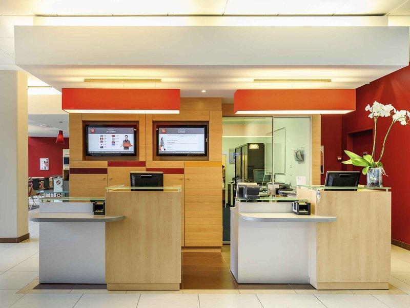 Ibis Lugano Paradiso Hotel