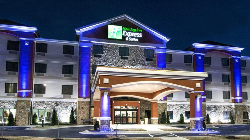 Holiday Inn Express And Suites Elkton   University Area