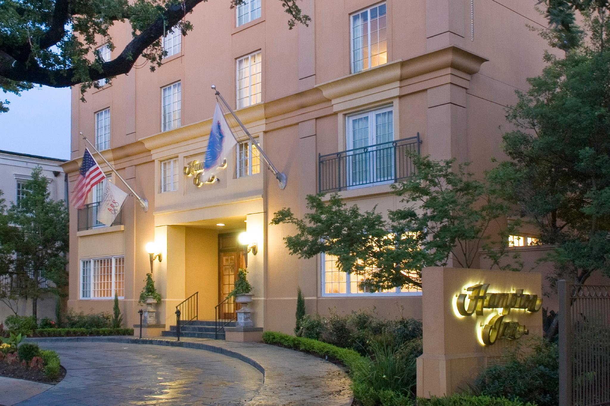 Hampton Inn New Orleans St Charles Ave
